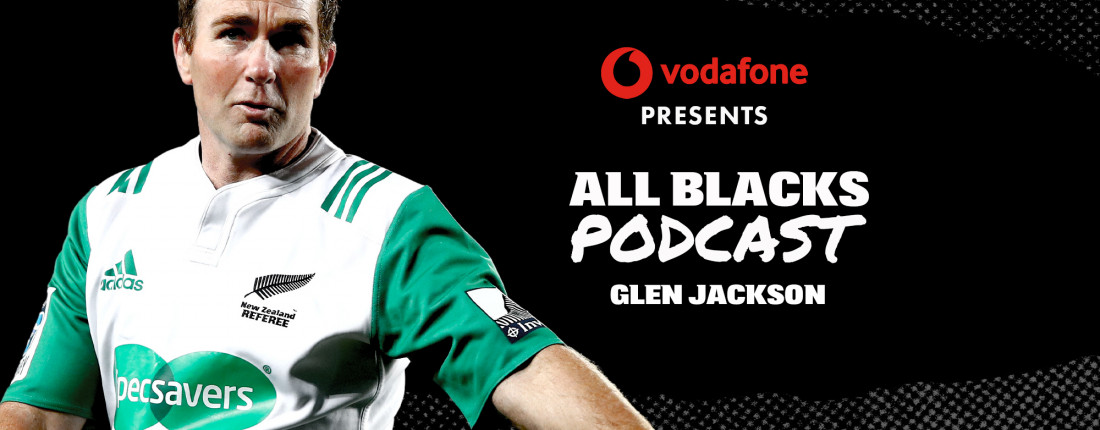 Glen Jackson Web header