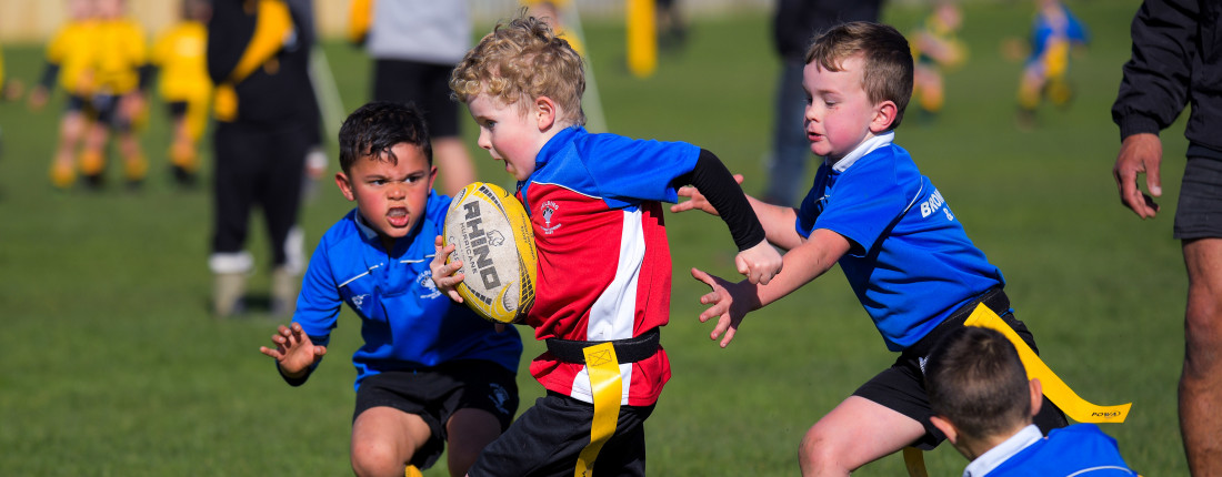 New Zealand Rugby Supports Change To Youth Sport Allblacks Com